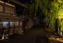 2016.04.26 高山市街 夜