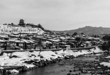 2015.01.25STRANGER~神岡町モノクロ