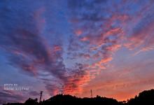 2015.05.23 夕陽 ~飛騨高山
