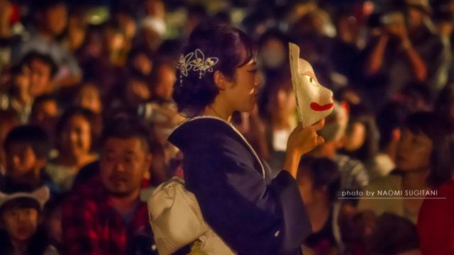 2016.09.24飛騨市 きつね火祭り~夜